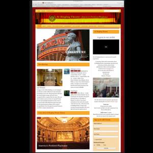 Al Ringling website