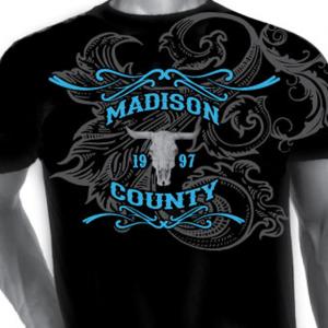 Madison County Mens Tee