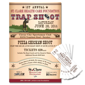 St Clare Health Care Foundation Trap Shoot