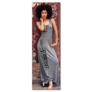 Summerset Long Dress