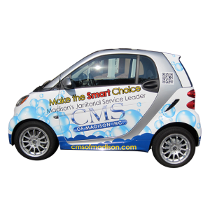 CMS of Madison, Inc. Smart Car