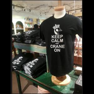 Keep Calm Crane On